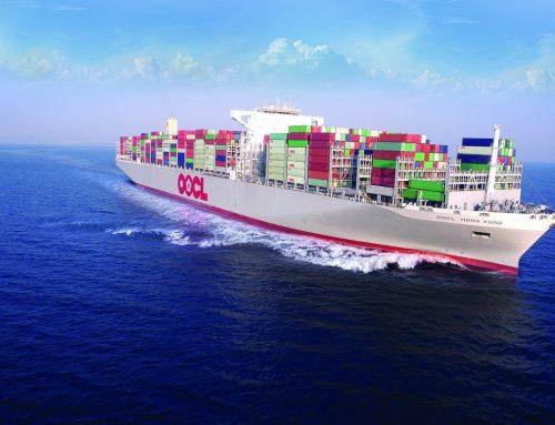 Deretan Kapal Kargo Terbesar di Dunia